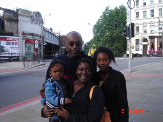 Parry family London bridge